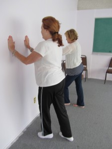 hands-on-wall